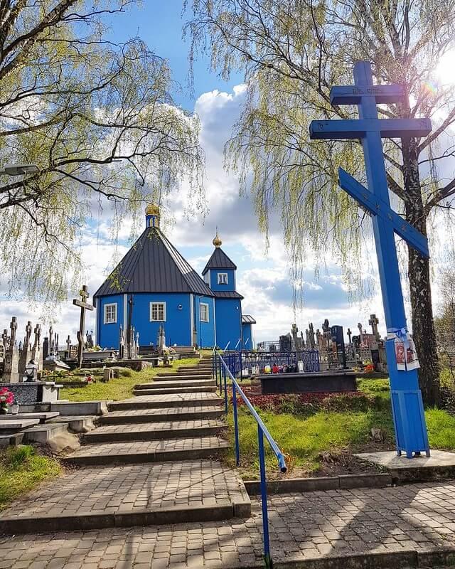 najpiękniejsze cerkwie Podlasia