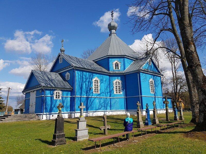 szlak cerkiewny na Podlasiu