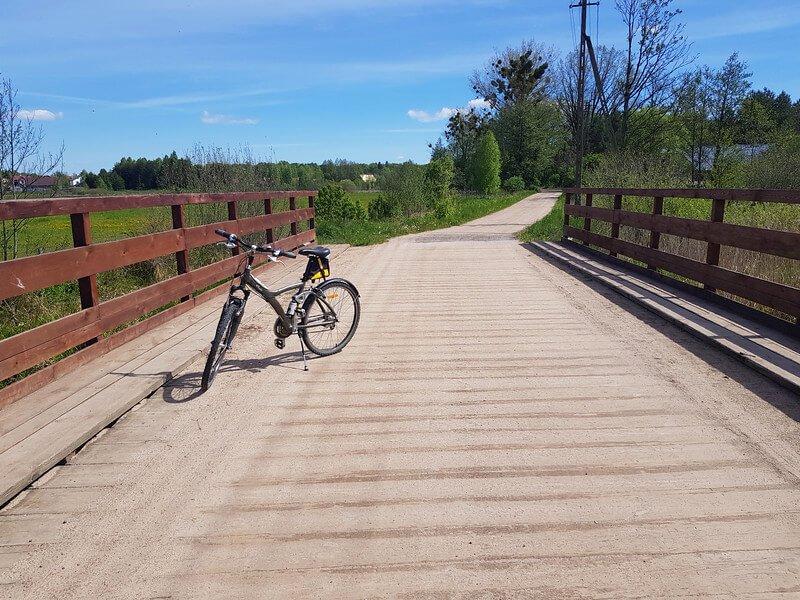 szlaki rowerowe w okolicach Białowieży