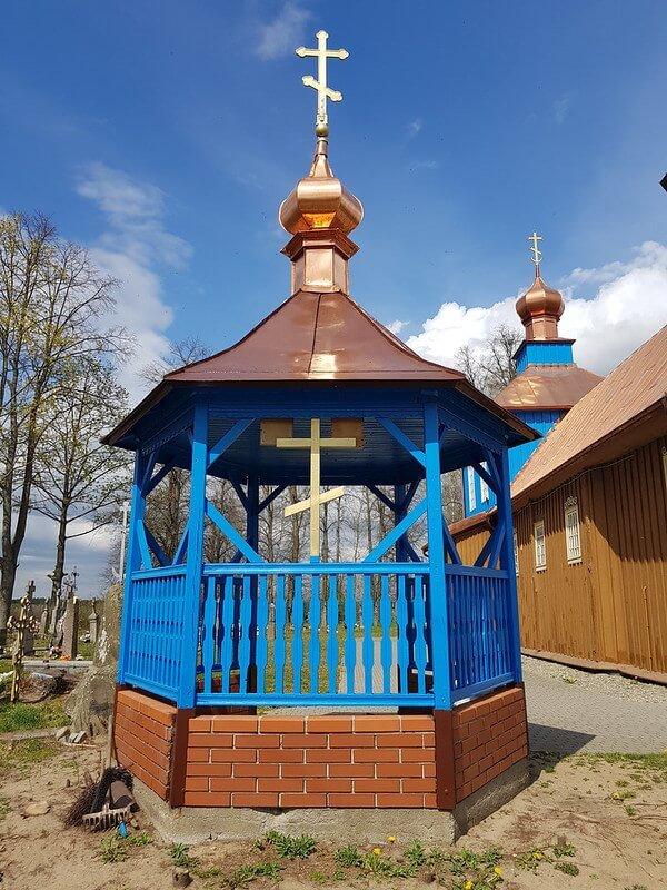najpiękniejsze cerkiew na Podlasiu