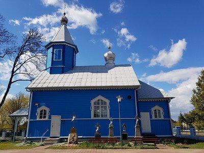 szlak kolorowych cerkwi na Podlasiu
