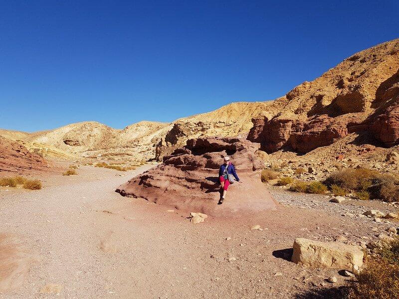 dojazd do Czerwonego Kanionu z Ejlatu