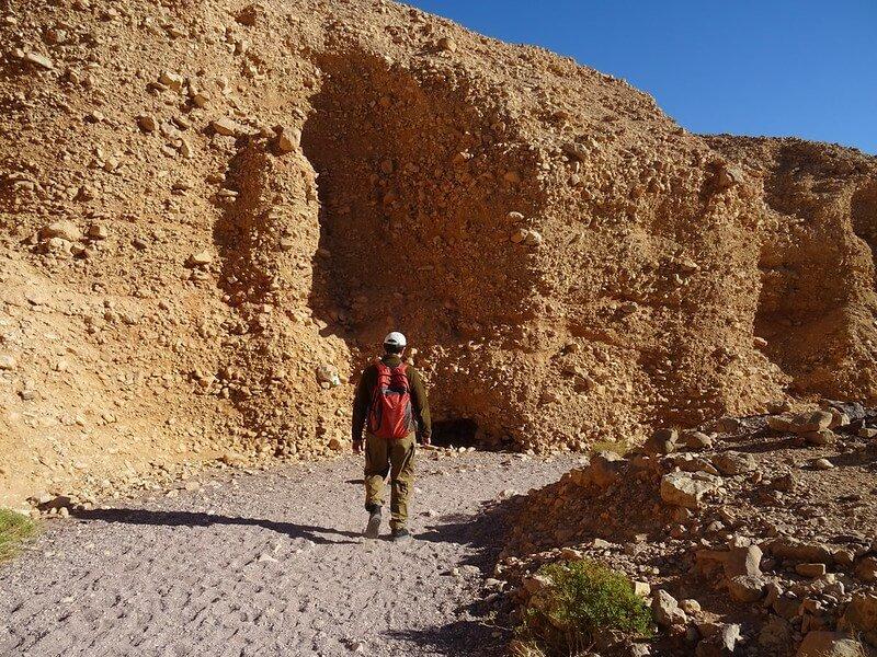 jak dojechać do Czerwonego Kanionu koło Ejlatu