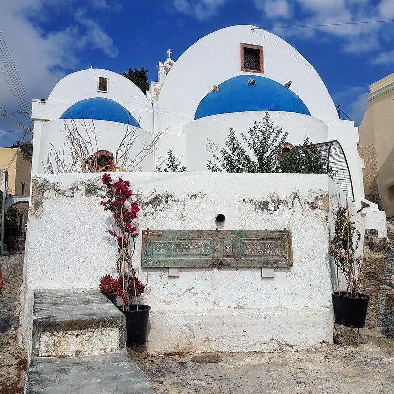 Santorini co koniecznie trzeba zobaczyć
