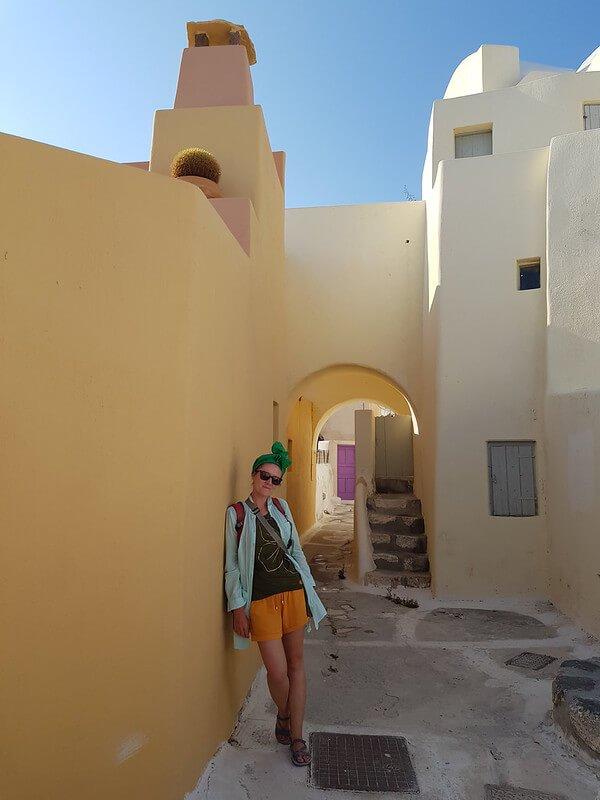co warto zobaczyć na Santorini