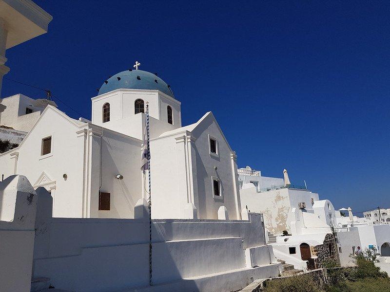 dlaczego warto jechać na Santorini