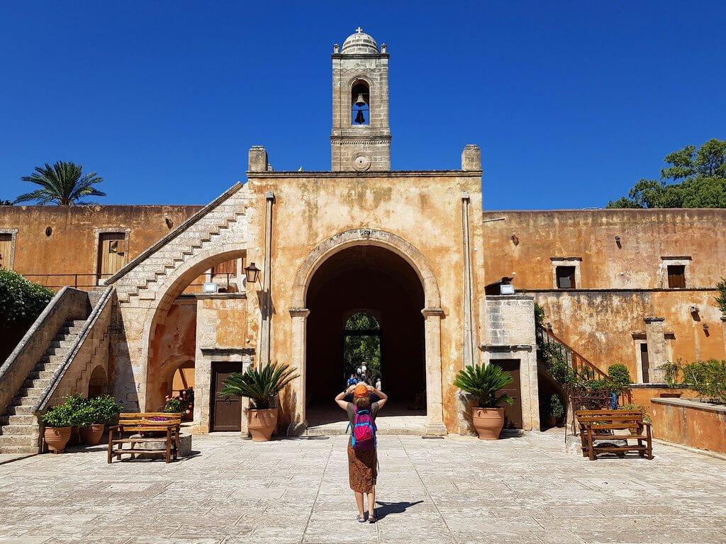 Kreta top 10 atrakcji
