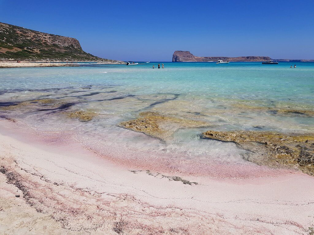 najpiękniejsanajpiękniejsze plaże na Krecieze plaża na Krecie