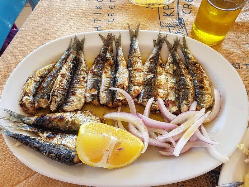 kuchnia grecka i kreteńska