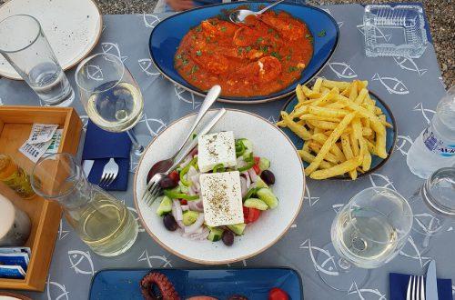 czego warto spróbować w Grecji