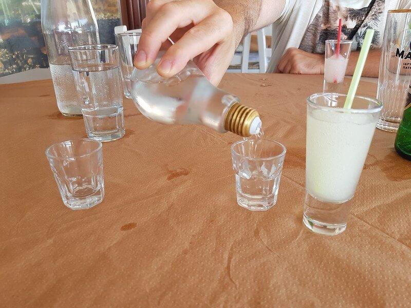 co pija się w Grecji