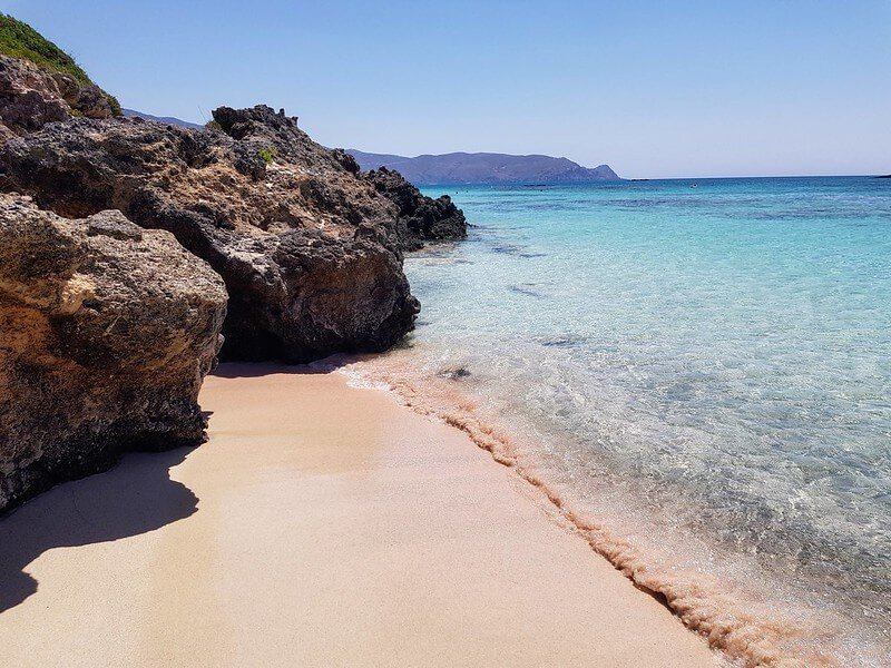 najpiękniejsze plaże na Krecie