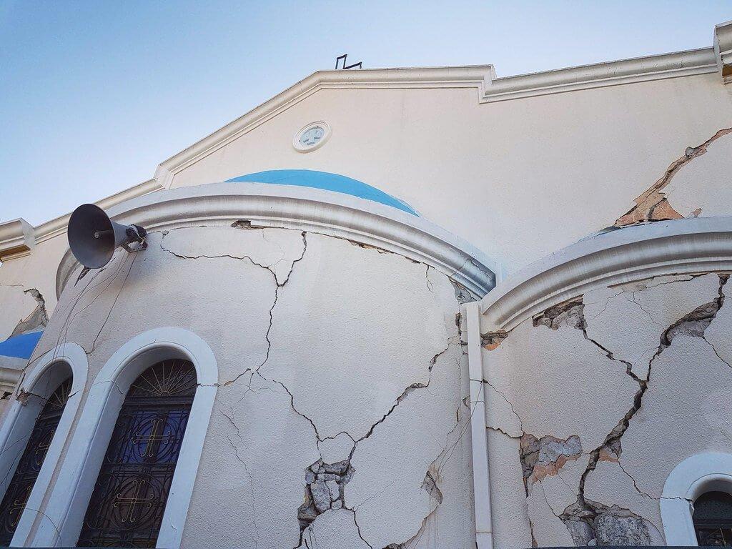 trzęsieni ziemi na wyspie Kos