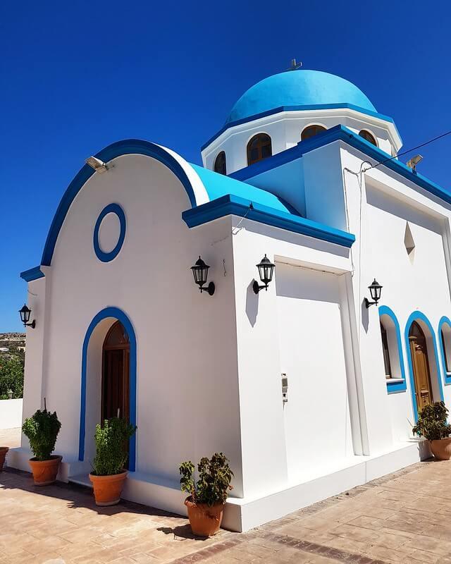 kościoły w Grecji