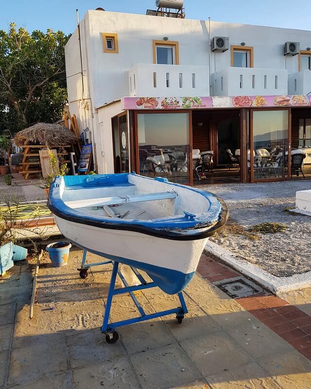 gdzie plażować na Kos