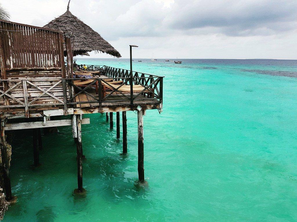 najpiękniejsze plaże na Zanzibarze