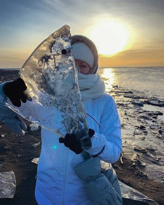 zimowy weekend na Islandii