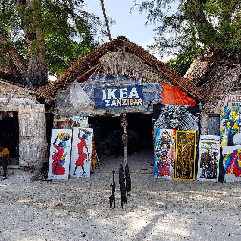 co przywieźć z Zanzibaru