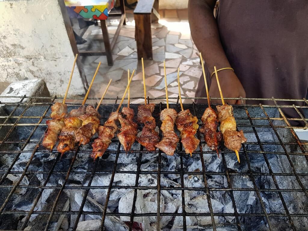 co zjeść na Zanzibarze