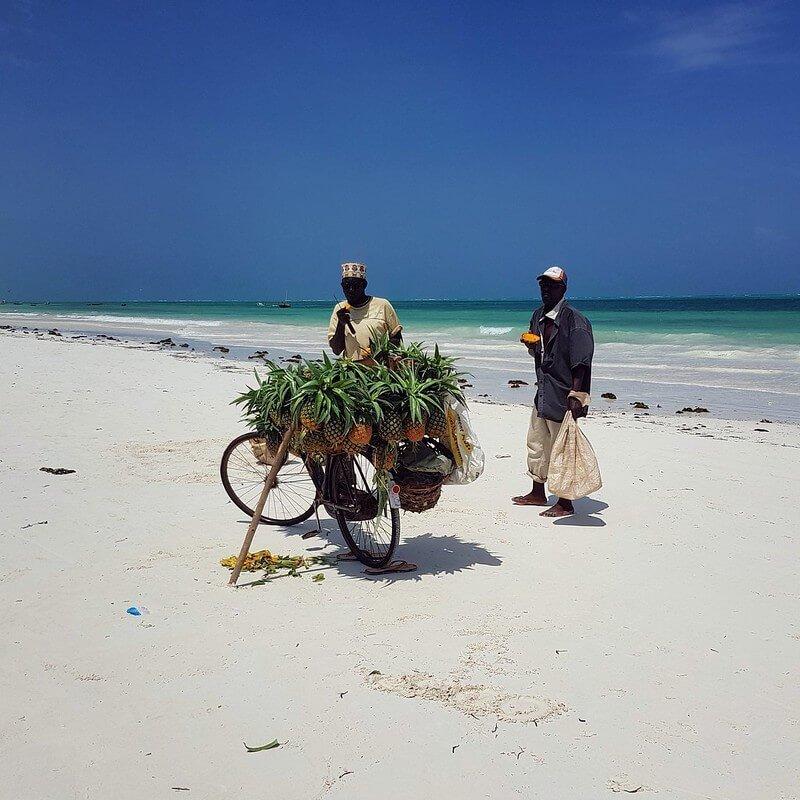 którą plażę wybrać na Zanzibarze