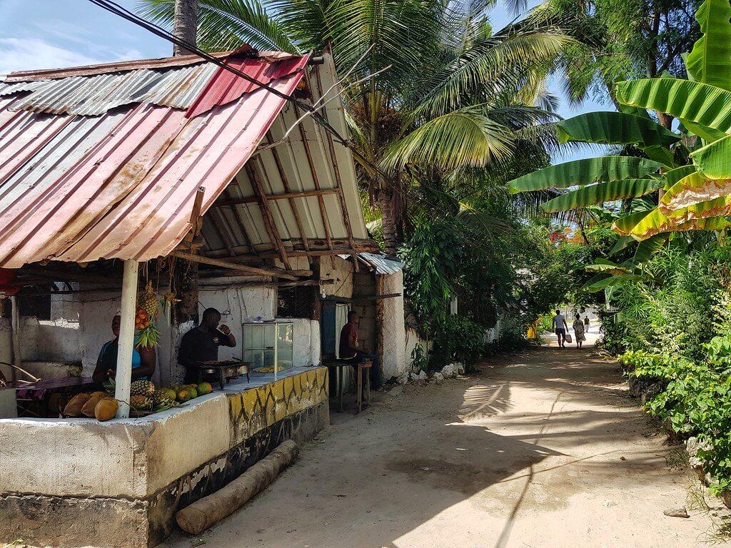 zanzibarskie wioski