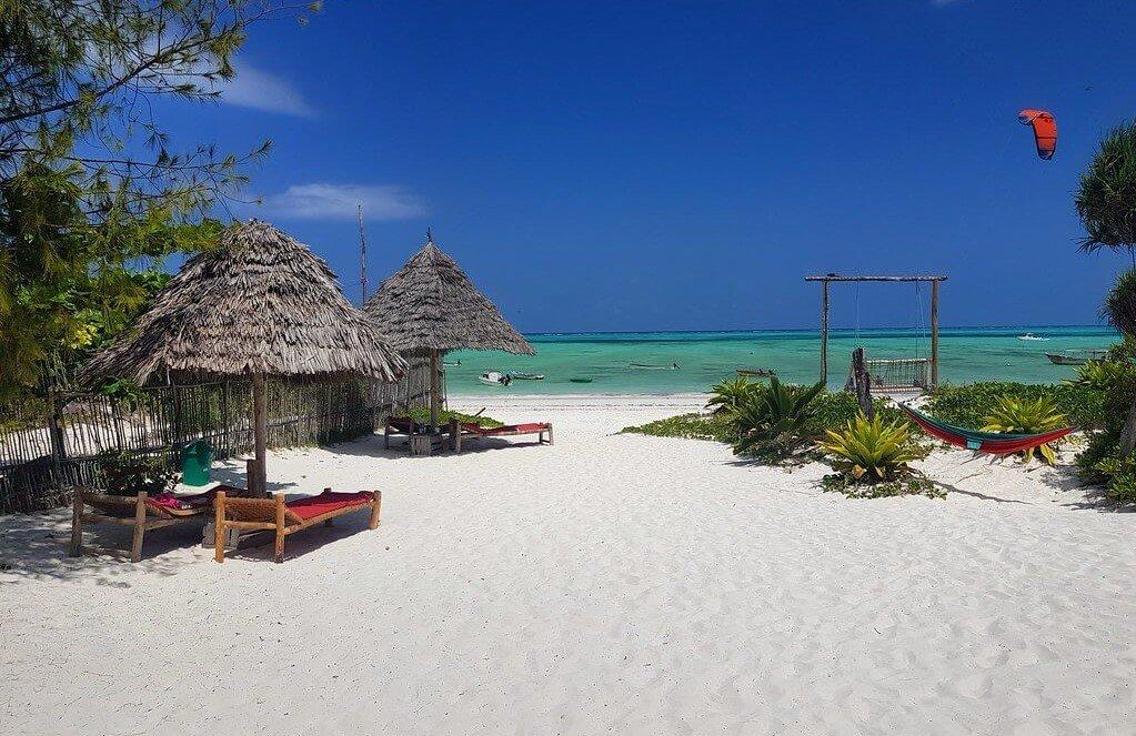najpiękniejsze plaża na Zanzibarze