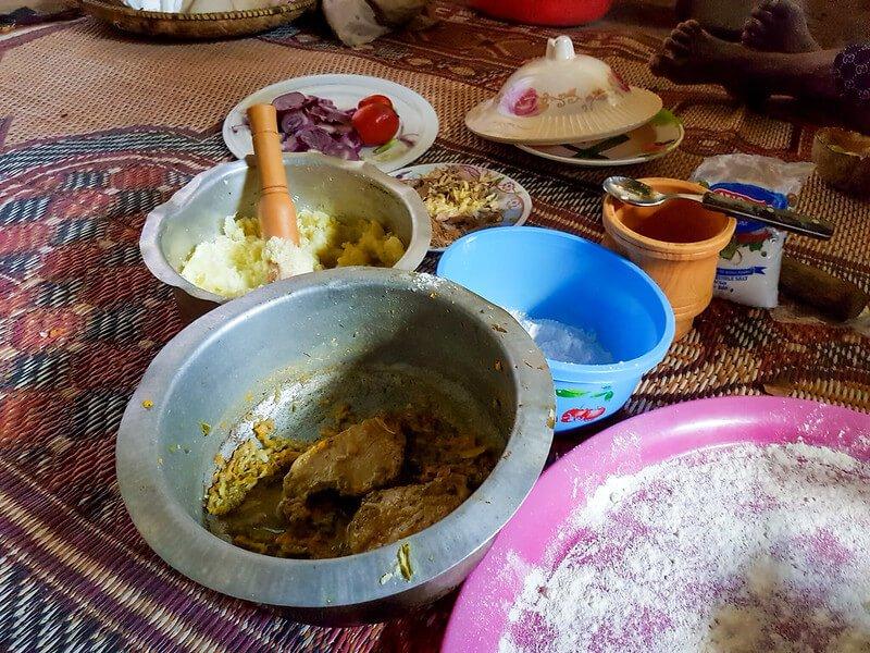 lekcja gotowania na Zanzibarze