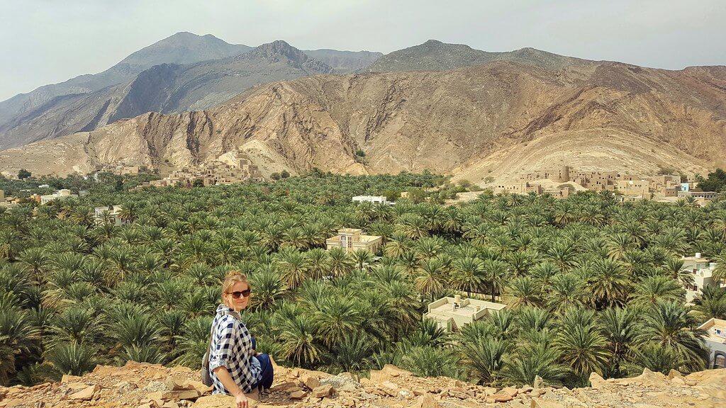 Oman plan na dwa tygodnie