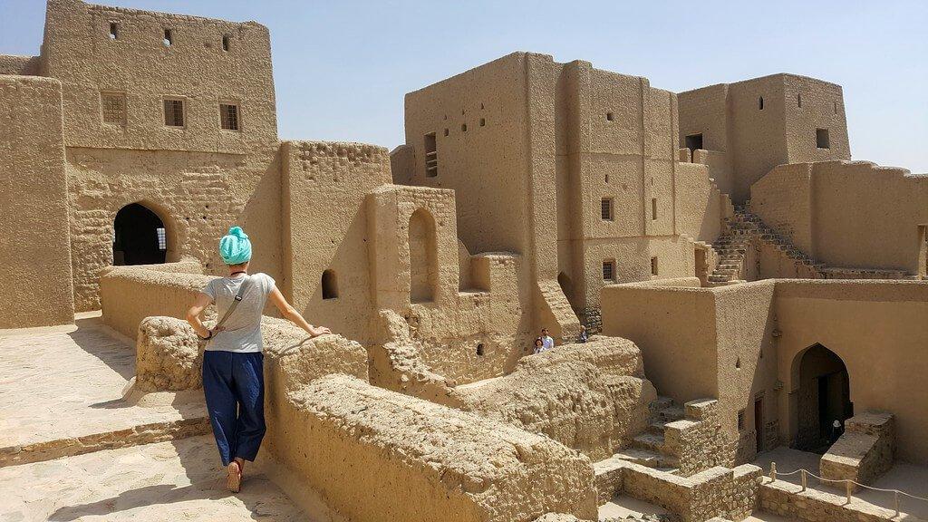 które forty w Omanie zobaczyć