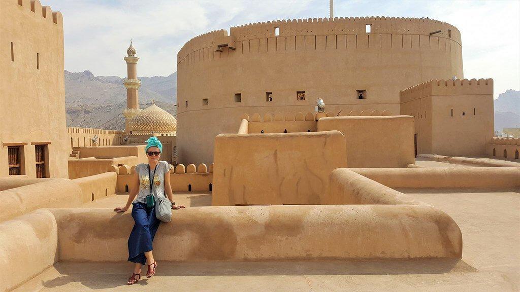 Oman najpiękniejsze forty