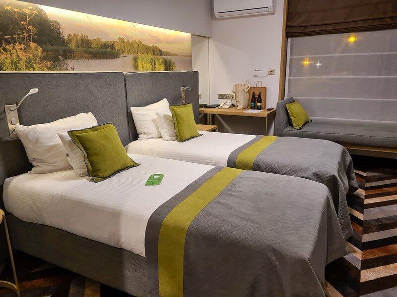 luksusowy hotel na Mazurach