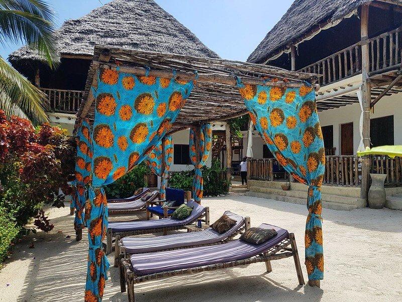 polecany hotel na Zanzibarze