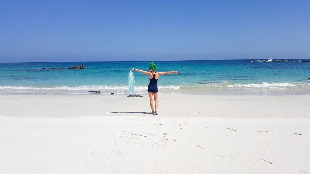 najpiękniejsze plaże w Omanie