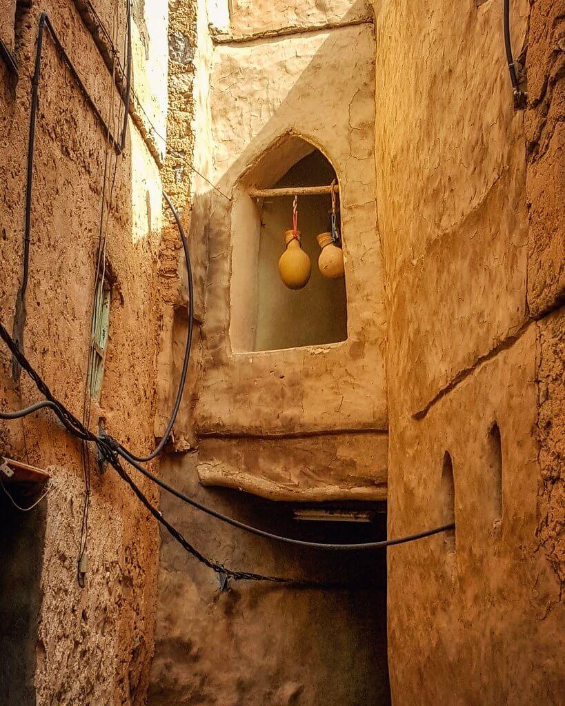 najpiękniejsze wioski w Omanie