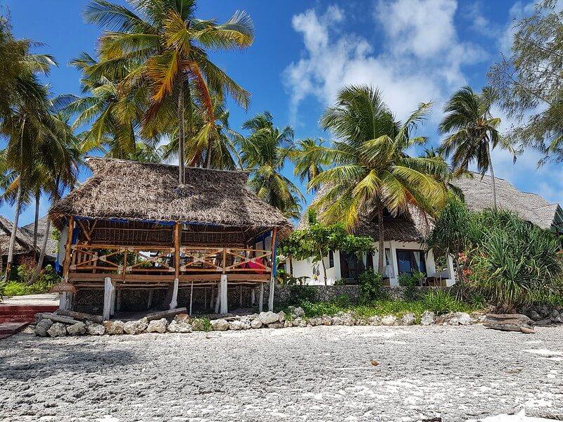 gdzie zatrzymać się na Zanzibarze