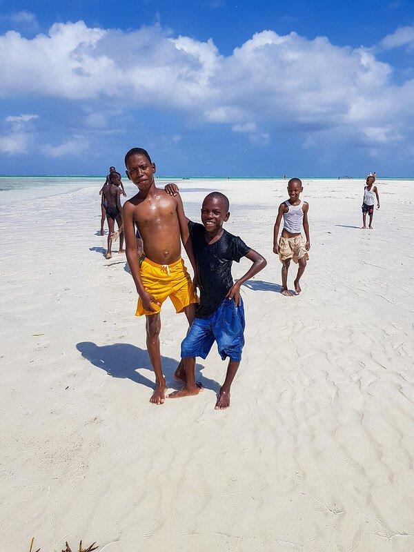 najpiękniejsze plaże Zanzibaru