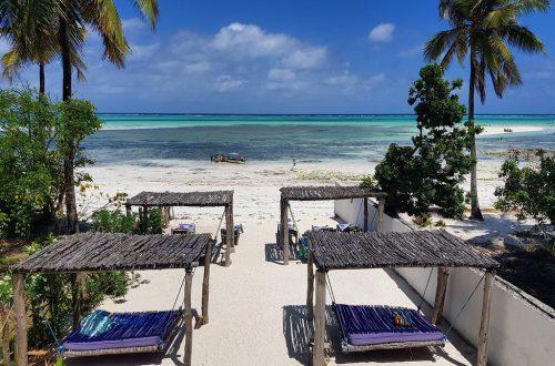gdzie się zatrzymać na Zanzibarze