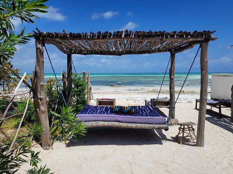 najpiękniejsze plaża Zanzibaru