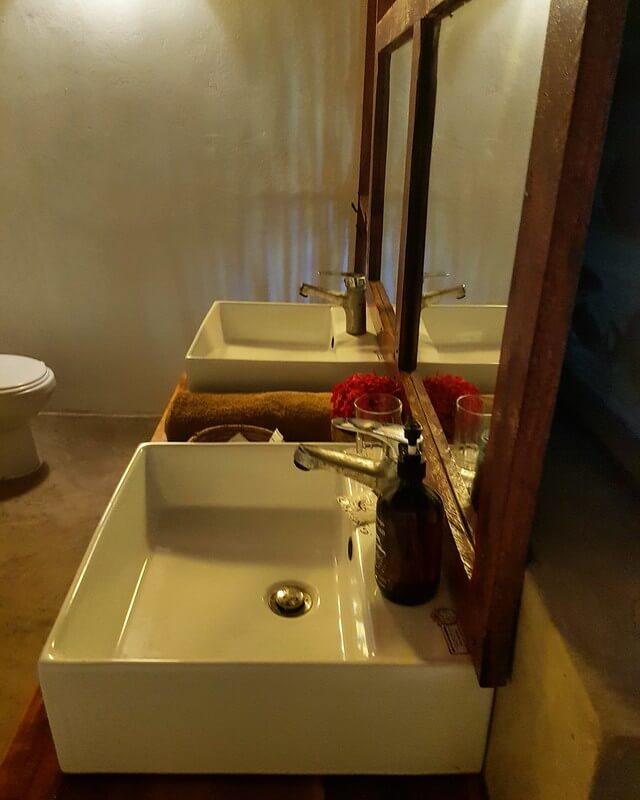 dobry hotel w Pingwe