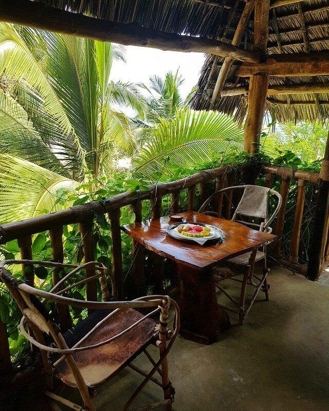 dobry hotel na Zanzibarze