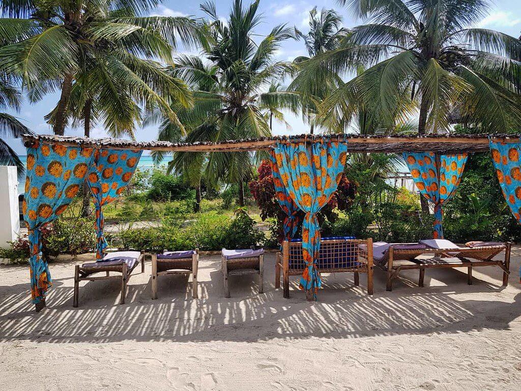 dobry nocleg na Zanzibarze