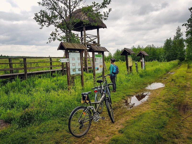 Carska Droga szlak rowerowy