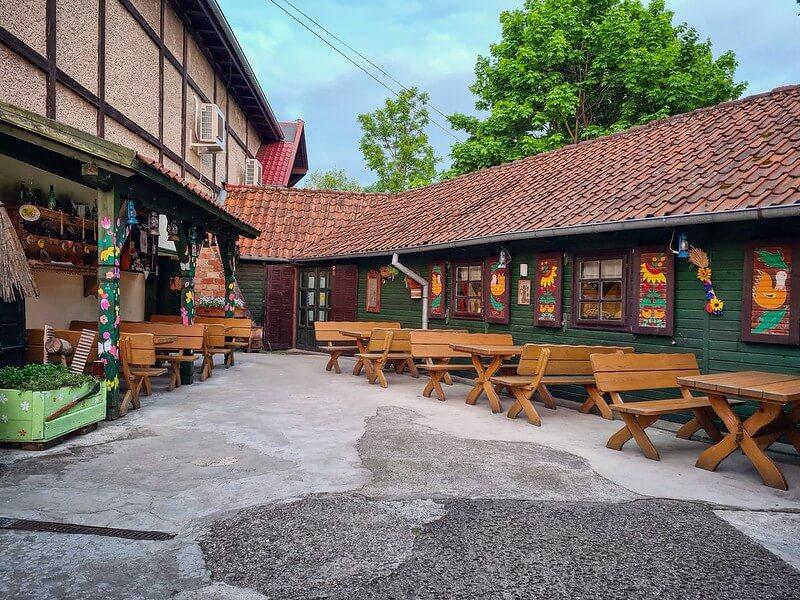 szlakiem Dziedzictwa Kulinarnego Warmia Mazury Powiśle