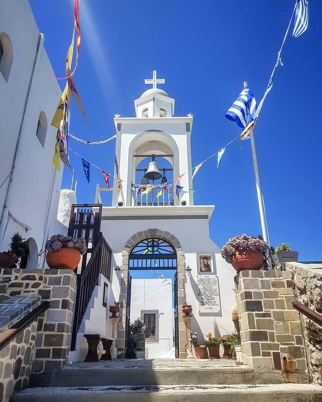 wyspa grecka Nisyros