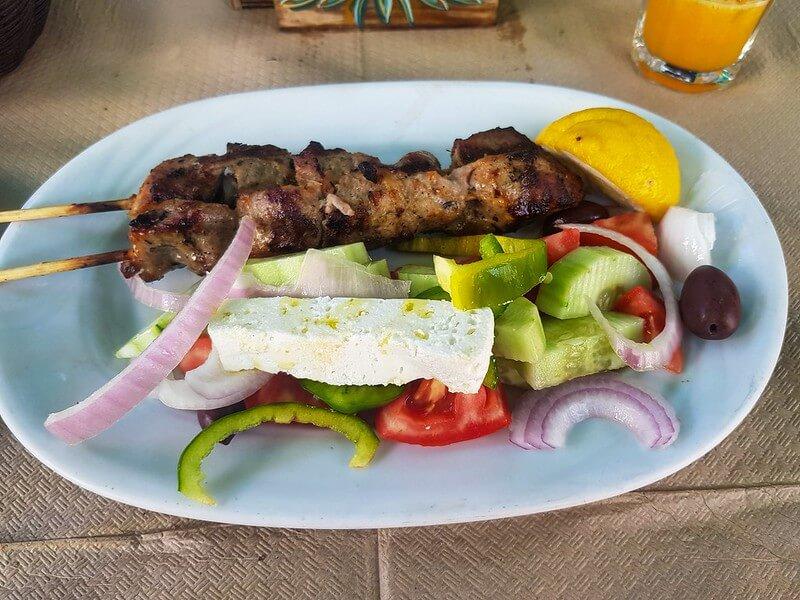 co zjeść w Grecji