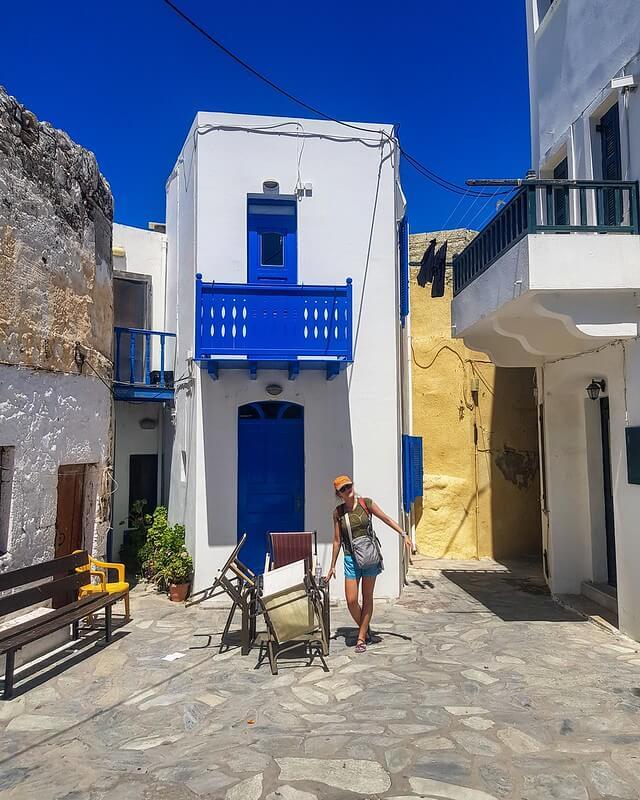 najpiękniejsza wyspa grecka