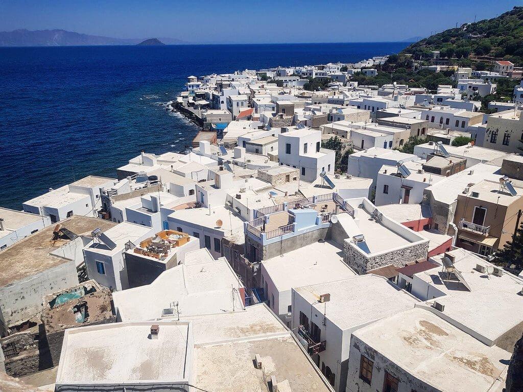 grecka wyspa Nisyros