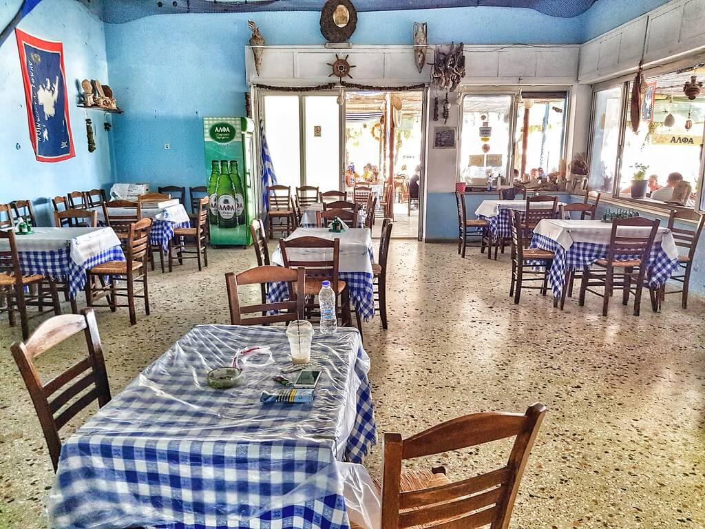 gdzie zjeść na Kalymnos