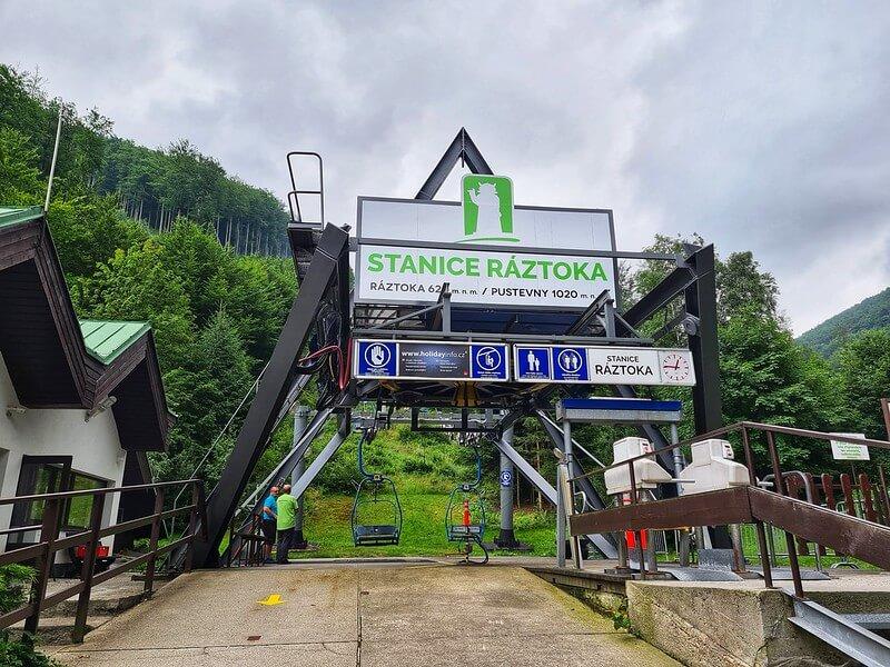 atrakcje na Morawach