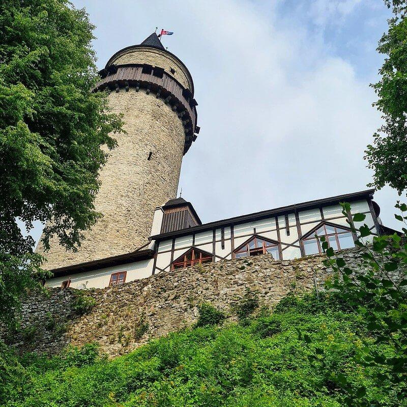 Atrakcje Sztramberka